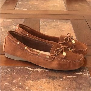 Michael Kors | Amber | Suede Loafers